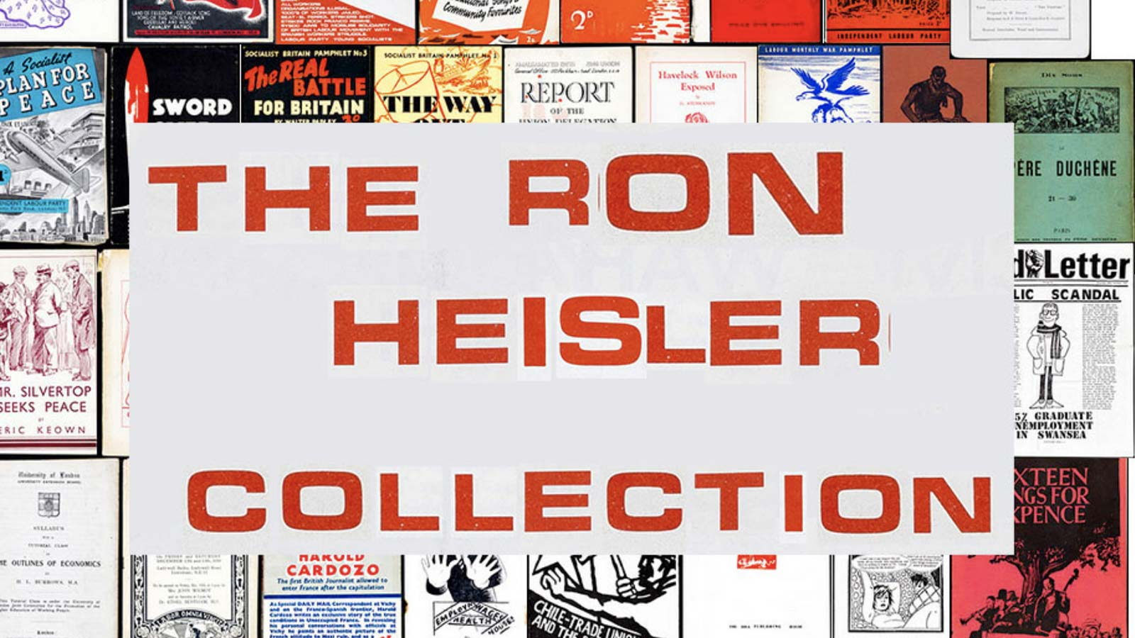 The Ron Heisler Collection