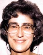 Portrait photograph of Susan Reynolds